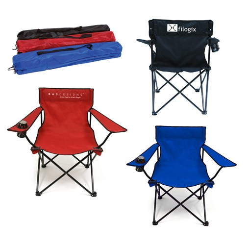 Folding Chair with Carry Bag - product image