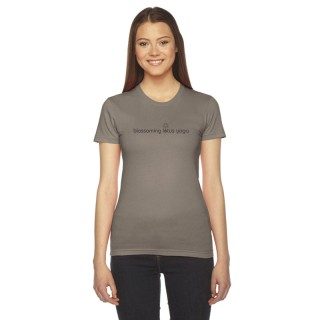 2102 - Ladies' Fine Jersey Short-Sleeve T-Shirt - product thumbnail