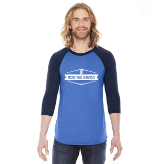 BB453 - 3/4-Sleeve Raglan T-Shirt - product thumbnail