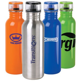 SV69SS - 25 oz Stainless Steel Water Bottle - product thumbnail