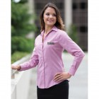 L6004 - Textured Ladies' Woven Shirt - product thumbnail